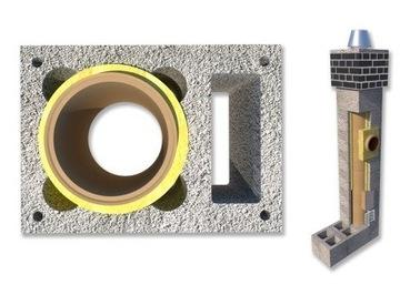 дымоход керамический утеплен системный КВТ fi 200 8м доставка товаров из Польши и Allegro на русском