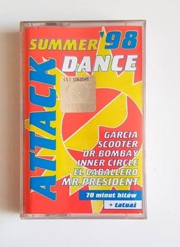 SUMMER DANCE ATTACK SCOOTER, ГАРСИЯ кассета аудио доставка товаров из Польши и Allegro на русском