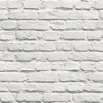 ОБОИ БЕЛЫЙ КИРПИЧ СТЕНА КАМЕНЬ ЭФФЕКТ КАК 3D 102539 доставка товаров из Польши и Allegro на русском