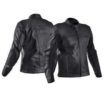 Кожаная куртка специальная одежда для мотоциклистов G-RIDER Classic r. L доставка товаров из Польши и Allegro на русском