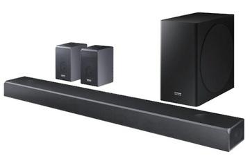 Soundbar Samsung HW-Q90R Harman Kardon 7.1.4 доставка товаров из Польши и Allegro на русском