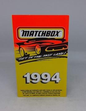 MATCHBOX КАТАЛОГ 1994 - ВЕРСИЯ США доставка товаров из Польши и Allegro на русском