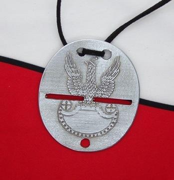 Жетон Польский Орел Военный wz 1927 доставка товаров из Польши и Allegro на русском
