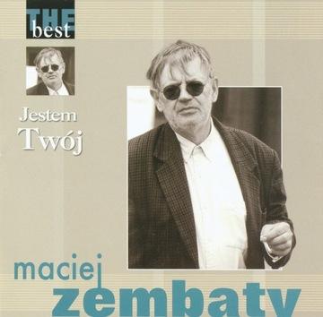 ZEMBATY MACIEJ Jestem Twój 16 przebojów THE BEST доставка товаров из Польши и Allegro на русском