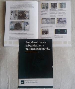Папки НБП - новые банкноты в 10 20 50 100 рублей доставка товаров из Польши и Allegro на русском