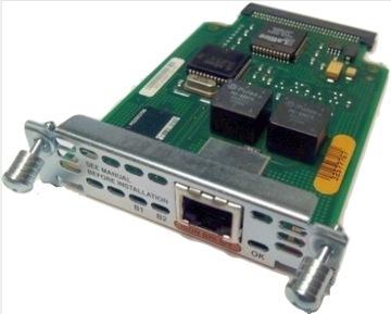 Карта Cisco 1-Port ISDN WAN WIC-1B-S/T доставка товаров из Польши и Allegro на русском
