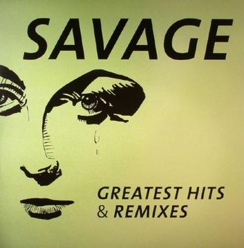 LP - SAVAGE - GREATEST HITS AND REMIXES (В ФОЛЬГЕ) доставка товаров из Польши и Allegro на русском