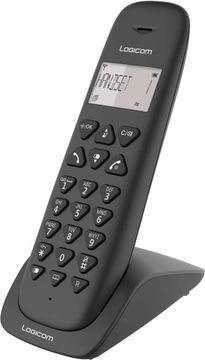 Беспроводной телефон Logicom Vega 100 DECT доставка товаров из Польши и Allegro на русском