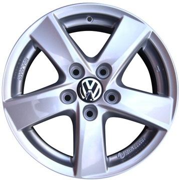 NOWE FELGI 15 5X112 VW GOLF V VI VII PLUS GERMANY