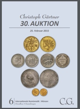 Каталог аукциона № 30 компании Кристоф Гартнер доставка товаров из Польши и Allegro на русском