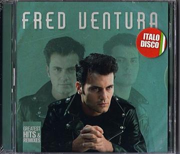 FRED VENTURA GREATEST HITS & REMIXES 2CD ИТАЛО доставка товаров из Польши и Allegro на русском