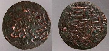 5802. Fals динарий Людовика Ягеллона ок. 1520 доставка товаров из Польши и Allegro на русском