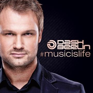 Dash Berlin - #musicislife CD Альбом доставка товаров из Польши и Allegro на русском