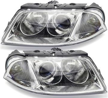Фары Лампы для VW Passat B5 FL 00-05 DEPO - L+P доставка товаров из Польши и Allegro на русском