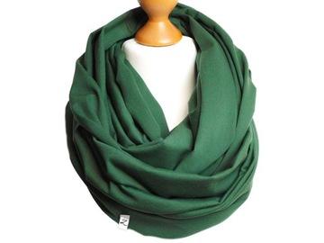 ТРУБА туба платок зеленый Мастерская Zolla доставка товаров из Польши и Allegro на русском