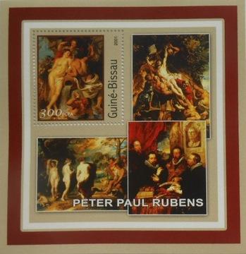 Живопись Питер Пауль Рубенс Гвинея-Бисау #GB1153 доставка товаров из Польши и Allegro на русском