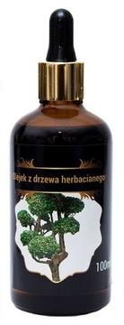 МАСЛО ЧАЙНОГО ДЕРЕВА TEA TREE OIL 30 мл доставка товаров из Польши и Allegro на русском