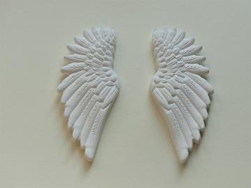 КРЫЛЬЯ ГИПСОВЫЕ ангелы. крылышки доставка товаров из Польши и Allegro на русском