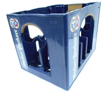 Ящик пива 20x0,5л HACKER PSCHORR Мюнхен доставка товаров из Польши и Allegro на русском