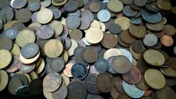Нидерланды - набор монет весом 0,250 кг доставка товаров из Польши и Allegro на русском