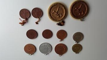 Немецкие старые значки 70 лет олимпиада ПНР доставка товаров из Польши и Allegro на русском
