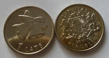 Латвия 1 лет 2012 колокольчики доставка товаров из Польши и Allegro на русском