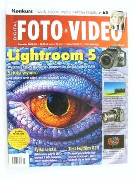 DIGITAL FOTO VIDEO ИЮНЬ 6/2013 LIGHTROOM доставка товаров из Польши и Allegro на русском