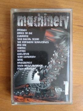 Machinery vol. 1 (кассета) Prodigy, Cubanate доставка товаров из Польши и Allegro на русском