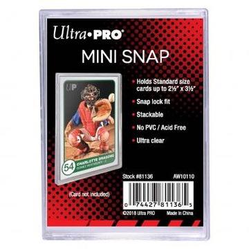 (Мини Snap Card Holder Ultra Pro) доставка товаров из Польши и Allegro на русском
