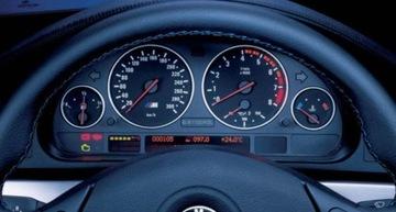 BMW E39 E38 X5 РАМКА ХРОМ КОЛЬЦА ЧАСЫ СЧЕТЧИКА доставка товаров из Польши и Allegro на русском