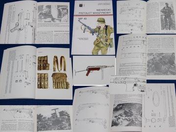 'Немецкий пистолет-пулемет MP 40'  доставка товаров из Польши и Allegro на русском