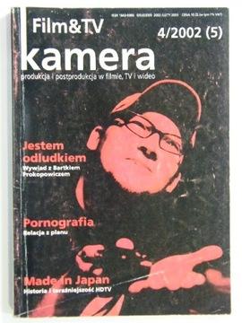 КАМЕРА, ВИДЕО И ТВ 4/2002 (5) доставка товаров из Польши и Allegro на русском
