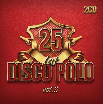 25 ЛЕТ ДИСКО ПОЛО NEW 2 CD 2019 ДАЙ ГРОМЧЕ доставка товаров из Польши и Allegro на русском