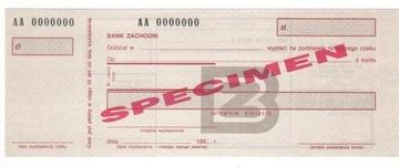 чек печатается Банк Западный ЯВЛЯЮТСЯ BZ1 доставка товаров из Польши и Allegro на русском