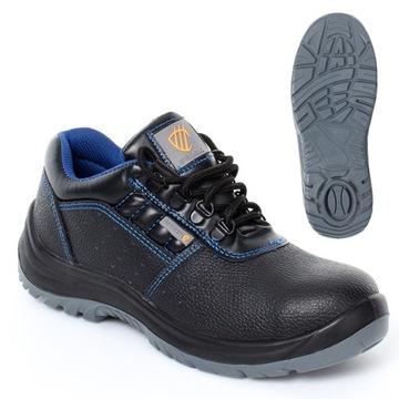 Рабочие ботинки женские с podnoskiem кожа EVO S1 39 доставка товаров из Польши и Allegro на русском