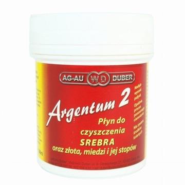 Argentum 2 - жидкость для чистки монет - 140 мл доставка товаров из Польши и Allegro на русском