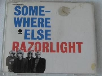 Razorlight - Some where else Singiel Promo UK BDB+ доставка товаров из Польши и Allegro на русском
