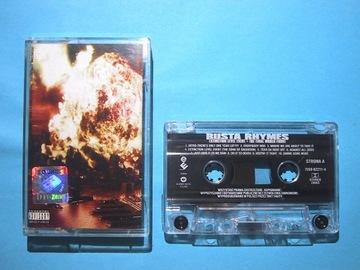 Busta Rhymes - EXTINCTION LEVEL EVENT (1998). доставка товаров из Польши и Allegro на русском