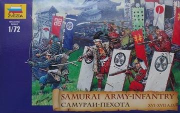 Звезда 8017 Samurai Army Infantry XVI-xvii века 1:72 доставка товаров из Польши и Allegro на русском