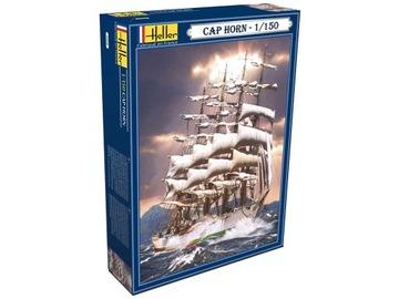 Корабль парусник Cap Horn модель 80890 Heller доставка товаров из Польши и Allegro на русском