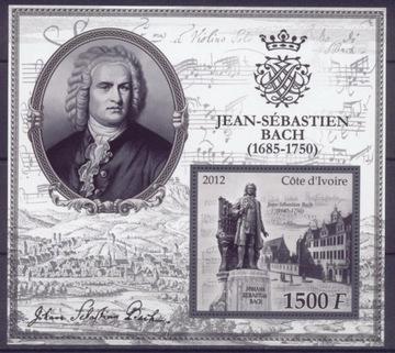 Иоганн Себастьян Бах композитор * музыка* #WKS1252 доставка товаров из Польши и Allegro на русском