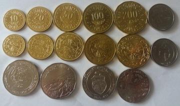 ТУНИС набор из 8 монет UNC доставка товаров из Польши и Allegro на русском