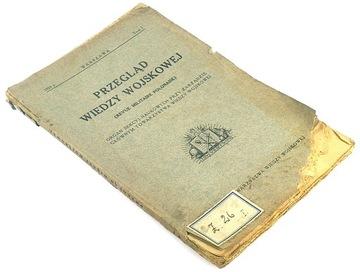 ОБЗОР военные ЗНАНИЯ Р. 1924 доставка товаров из Польши и Allegro на русском