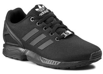 Обувь Adidas ZX FLUX ORIGINALS S82695 черные 38 2/3 доставка товаров из Польши и Allegro на русском