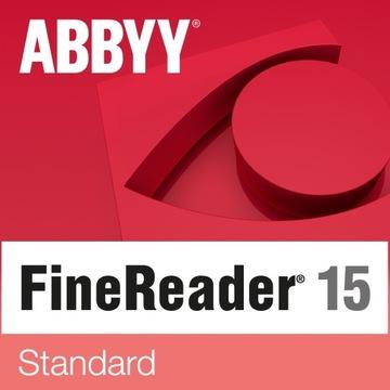 ABBYY FineReader 15 Standard PL - OCR Dla Firm доставка товаров из Польши и Allegro на русском