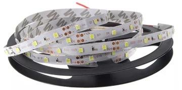Лента 300 LED, 1 м, белый теплый или холодный EPISTAR доставка товаров из Польши и Allegro на русском