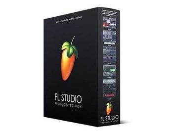 (Fruity Loops FL 20 - Producer Edition (коробочная версия)) доставка товаров из Польши и Allegro на русском