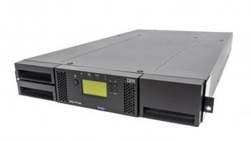 IBM TS3100 BIBLIOTEKA TAŚMOWA 95P4116 LTO-4 LVD доставка товаров из Польши и Allegro на русском