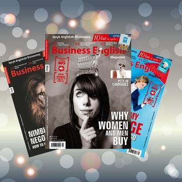 Годовая подписка Business English Magazine доставка товаров из Польши и Allegro на русском