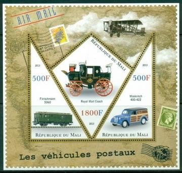 Транспорт индекс машину голубь Мали bl. #ML1366 доставка товаров из Польши и Allegro на русском